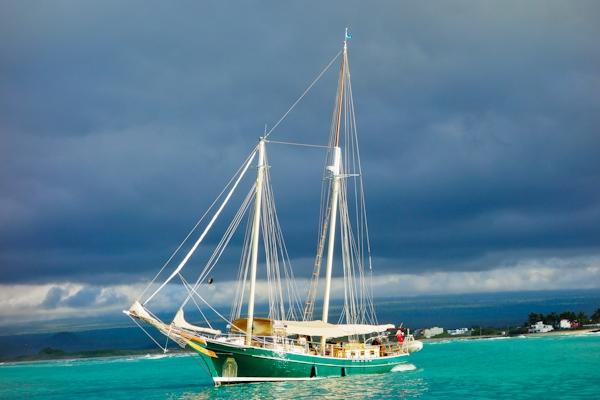 Isabela-130707 schooner Windjammer