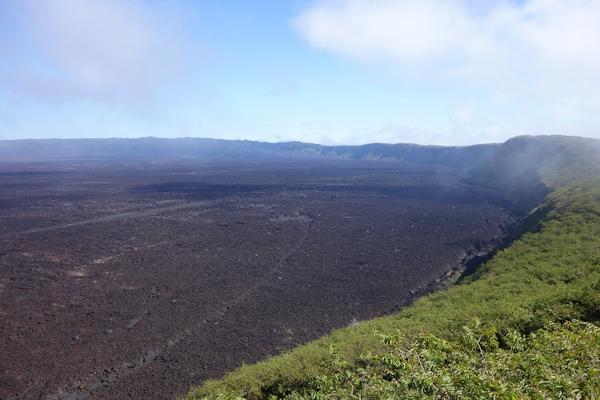 Sierra Negra caldera