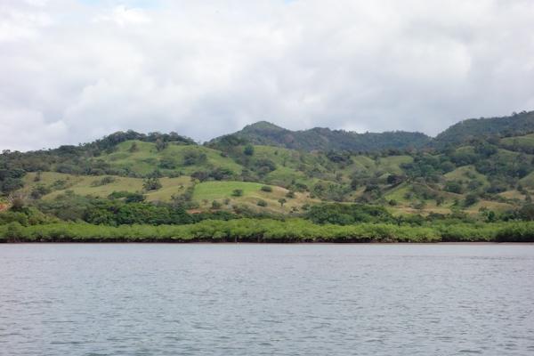 20140102 cleared land Rio Santa Lucia
