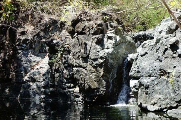Santa Elena waterfall