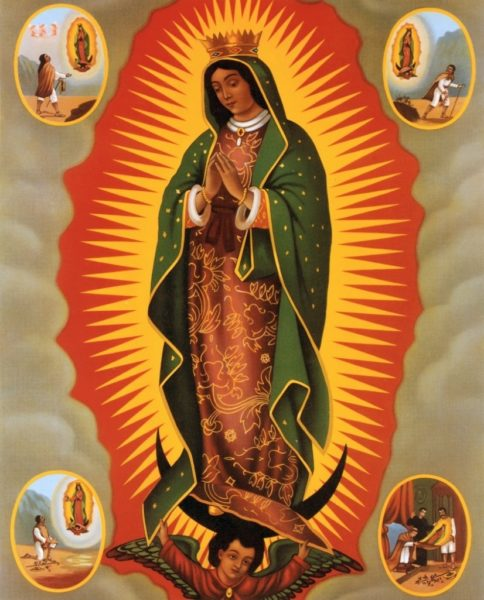Image Virgen of Guadelupe