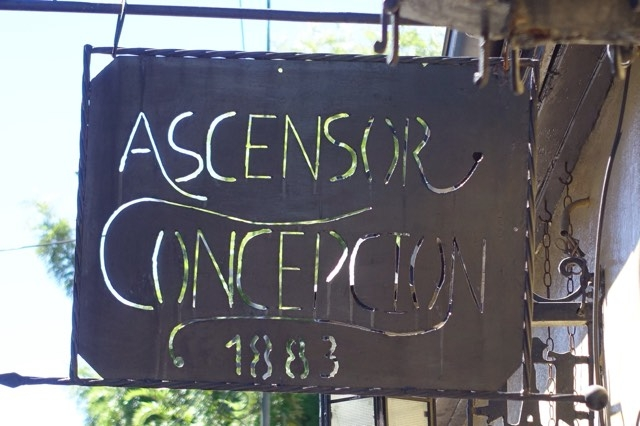 Concepcion and Alegre are two of the most-visited, and painted, of Valparaiso's districts.
