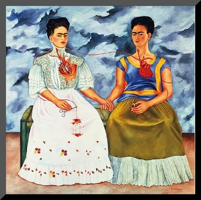 The Two Fridas, downloaded art.com